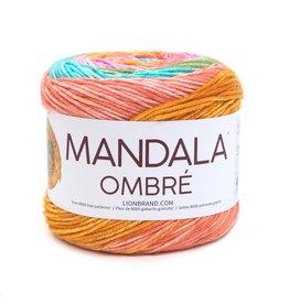Tranquil - Mandala Ombre - Lion Brand