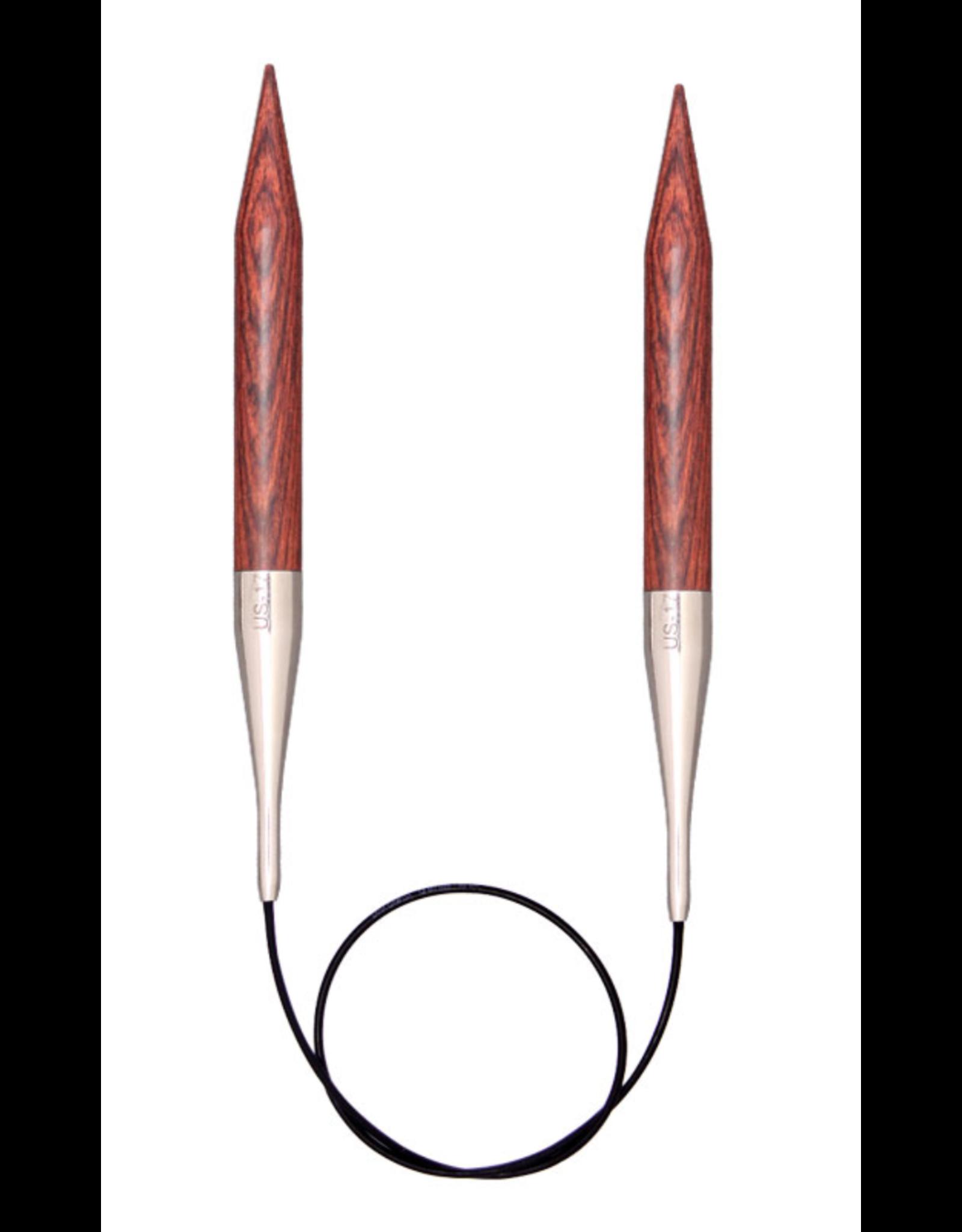 "Dreamz 24"" long circular needle size US 17"