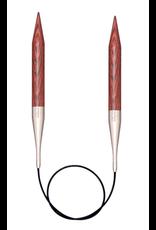 "Dreamz 16"" long circular needle size US 17"