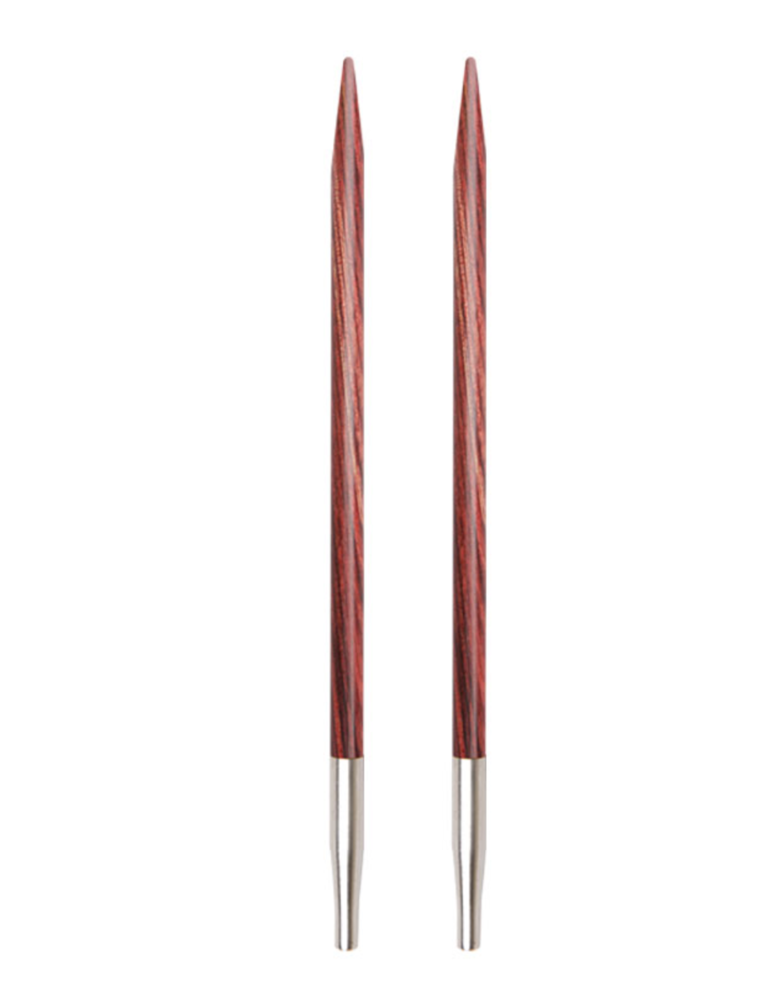 "Dreamz size US 8 interchangeable needle tips for 24"" cords and up."