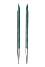 """Dreamz size US 4 interchangeable needle tips for 24"""" cords and up."""