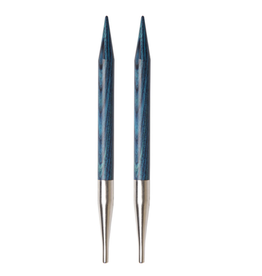 """Dreamz size US 19 interchangeable needle tips for 24"""" cords and up."""