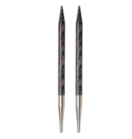 "Dreamz size US 7 interchangeable needle tips for 24"" cords and up."
