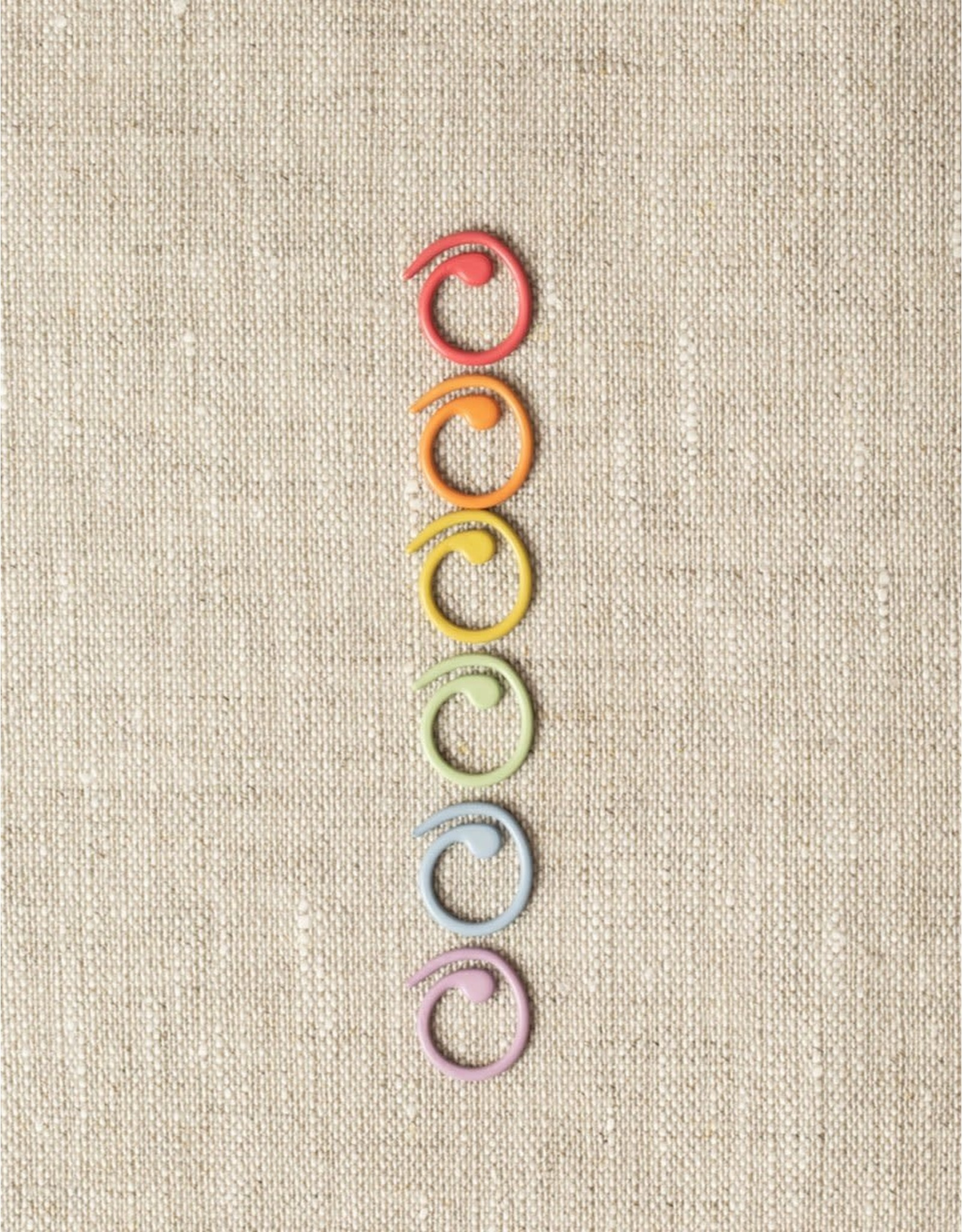 Split Ring Markers by Cocoknits