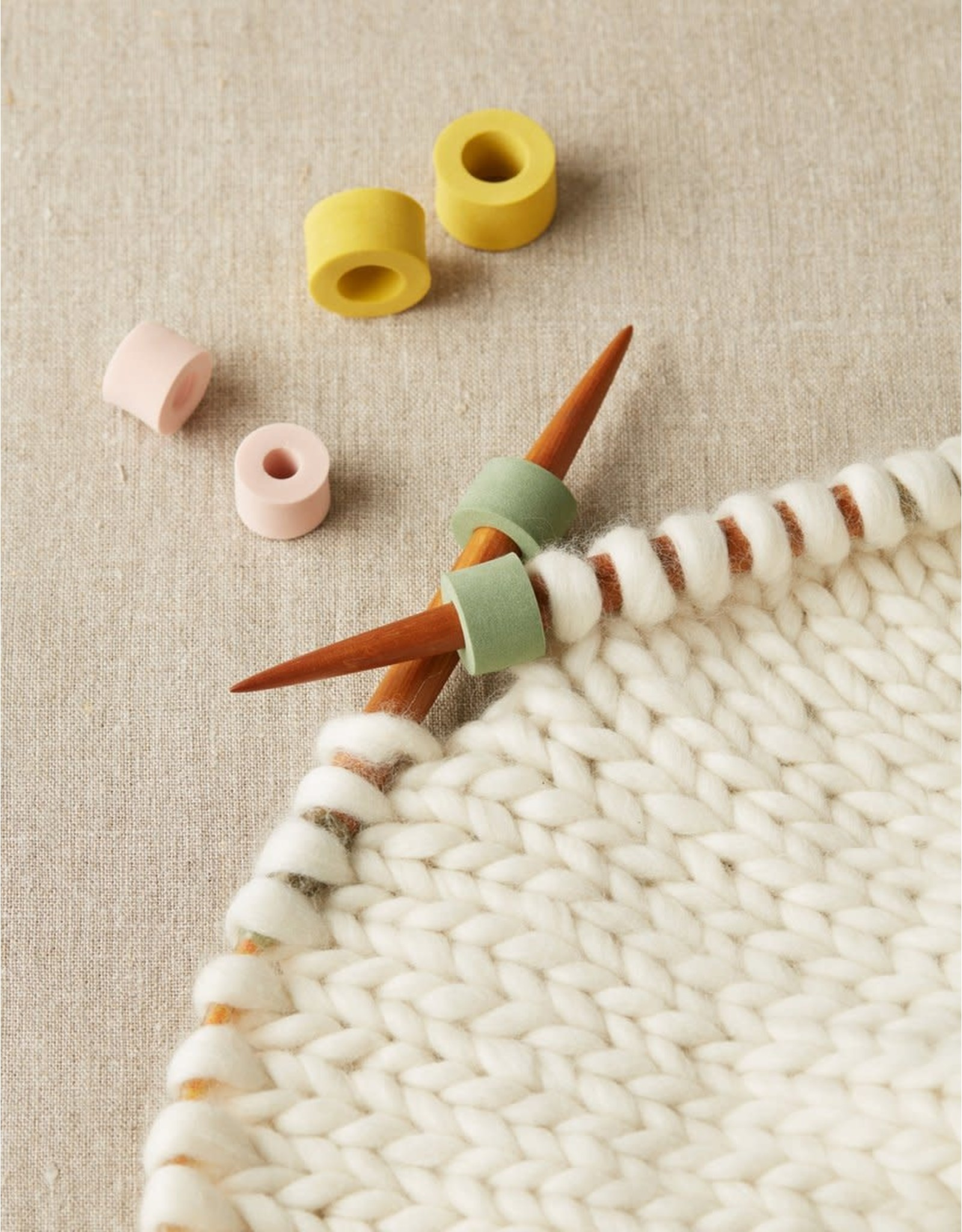Jumbo Stitch Stoppers by Cocoknits