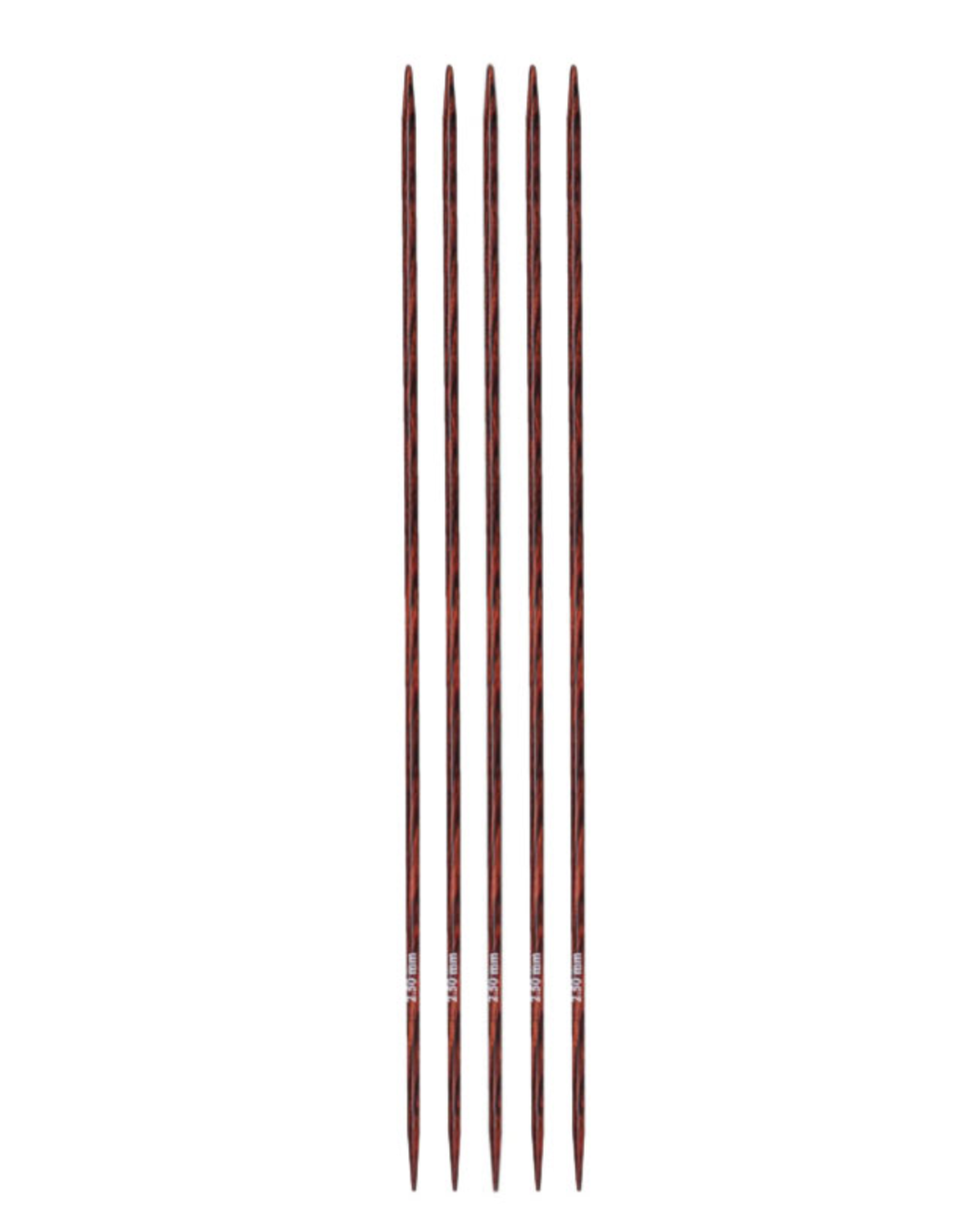 """Dreamz 5"""" long double pointed needle, size US 2"""