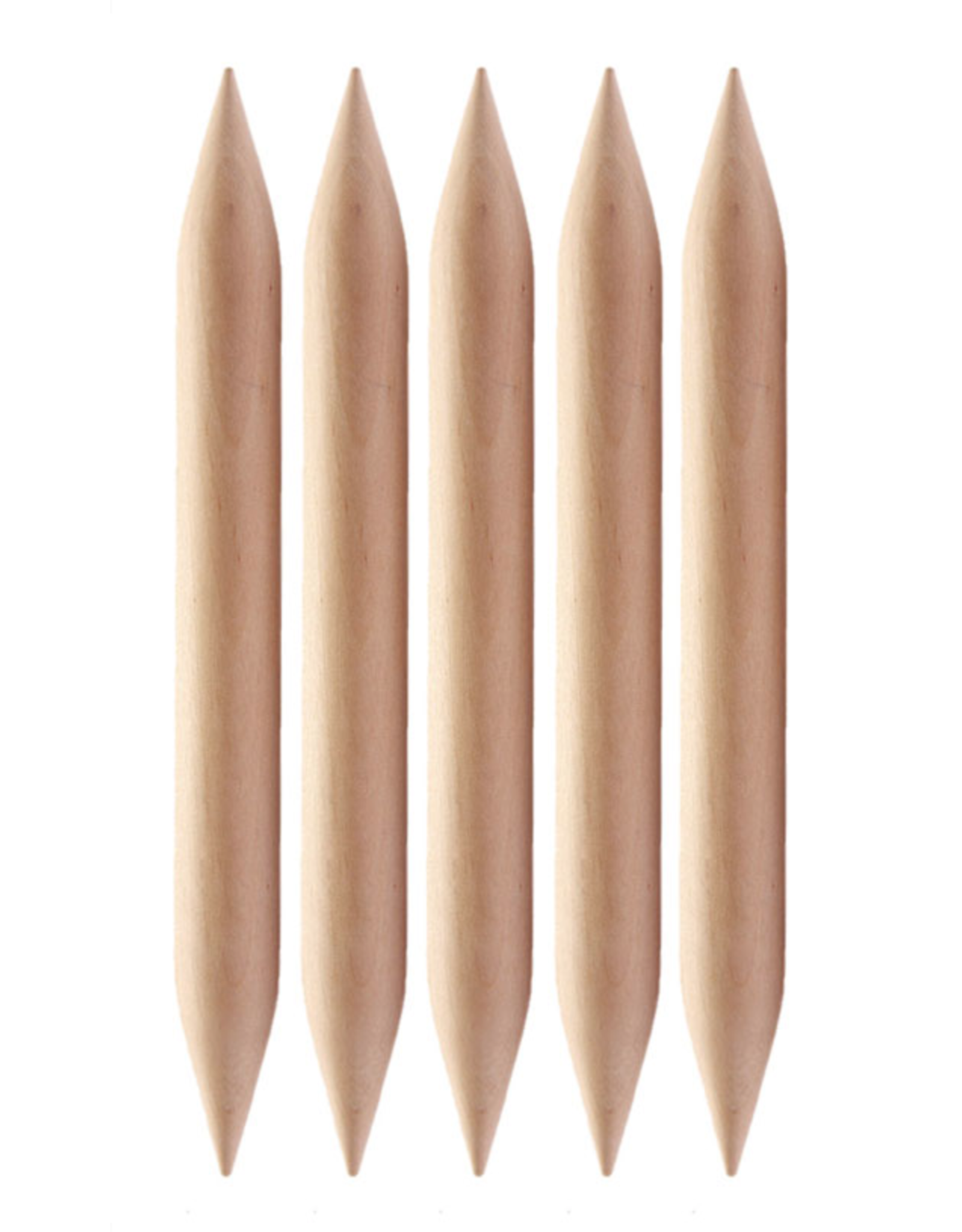 """Basix 8"""" long double pointed needles, size US 36"""