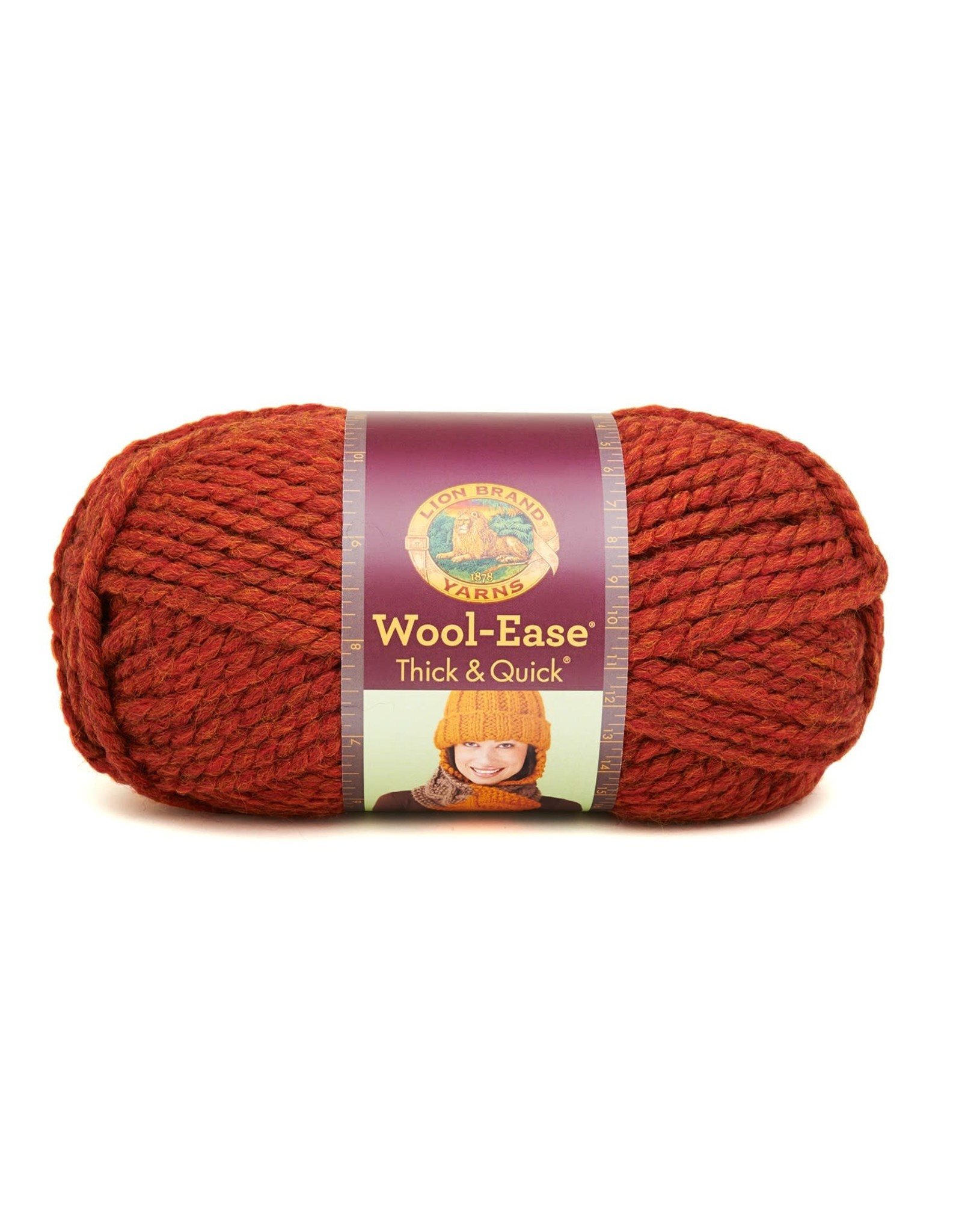 Spice - Wool Ease Thick and Quick - Lion Brand