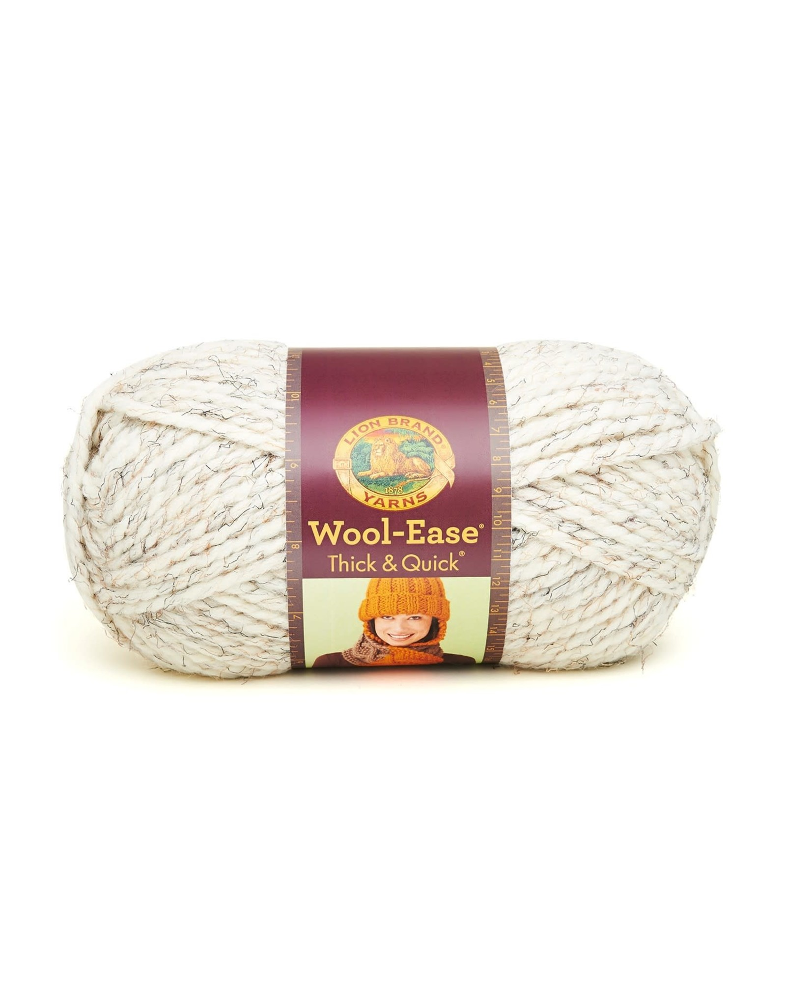 Wheat - Wool Ease Thick and Quick - Lion Brand