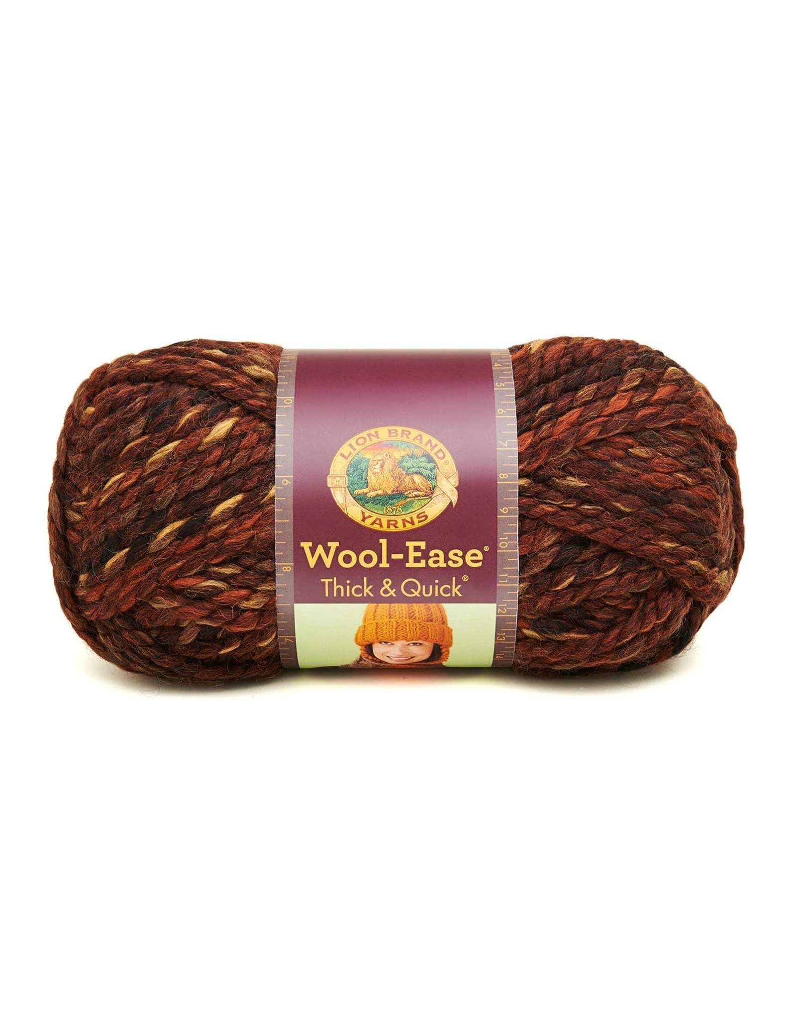 Sequoia - Wool Ease Thick and Quick - Lion Brand
