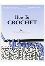 """How To Crochet"" instructional booklet"