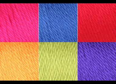 or buy one of these wool/acrylic yarns!