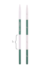 "Smart Stix size US 3 interchangeable needle tips for 24"" cords and up."