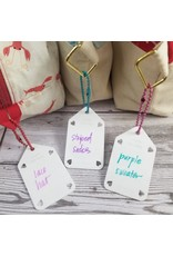 Write On/Wipe Off tags by Katrinkles