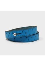 Wrist Ruler - BLUE - 16 inches