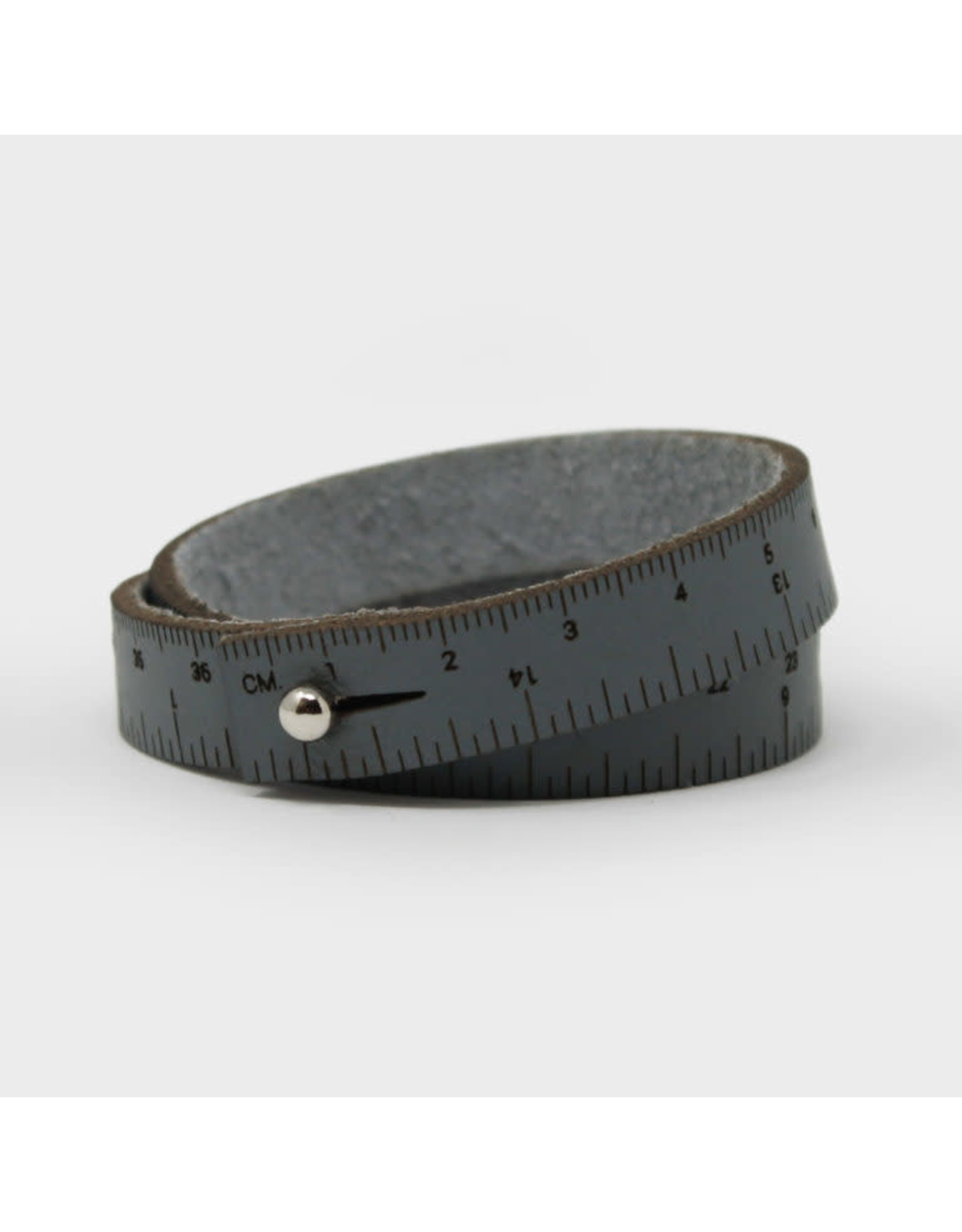 Wrist Ruler - GREY - 16 inches