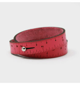 Wrist Ruler - HOT PINK - 17 inches