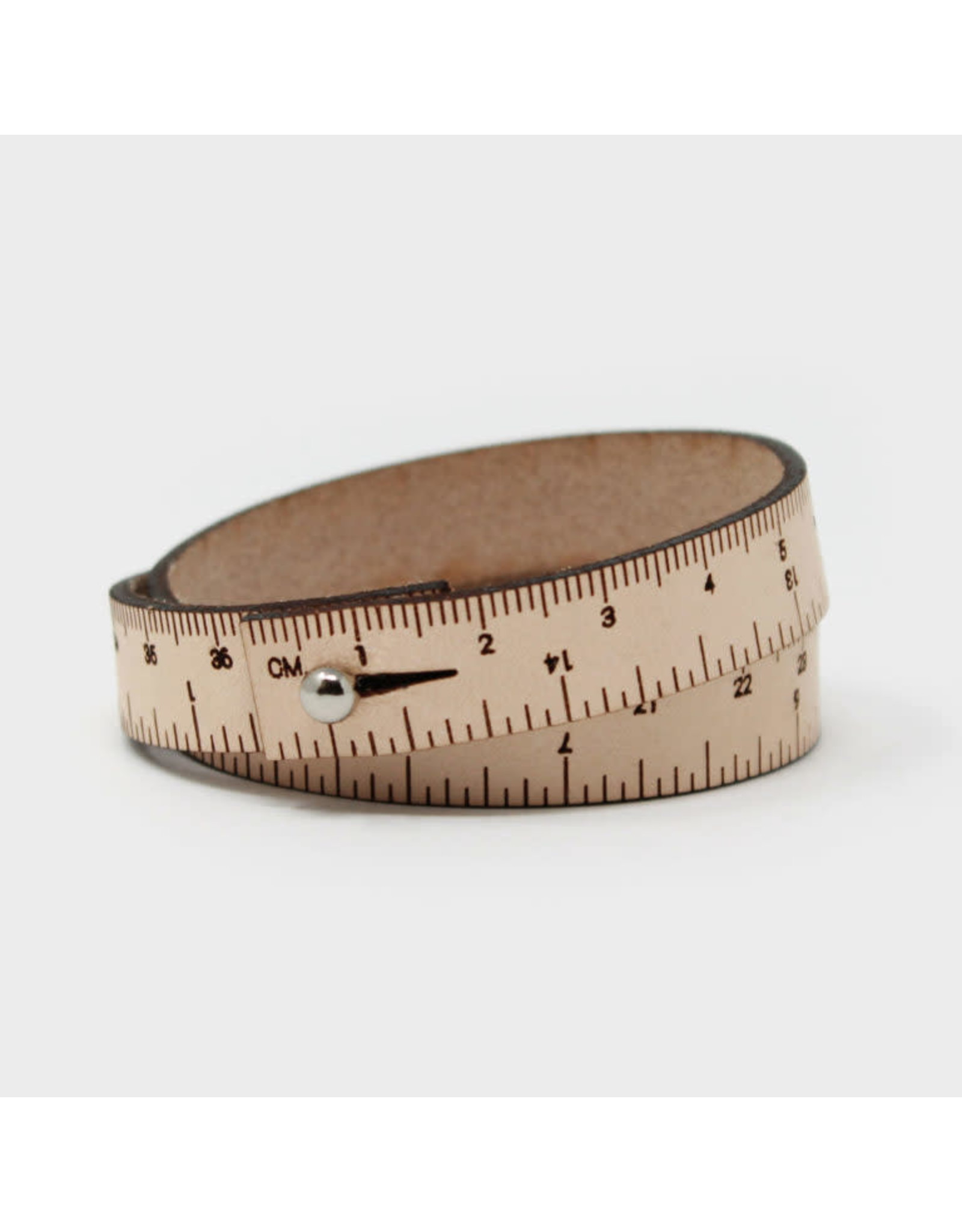 Wrist Ruler - NATURAL - 16 inches