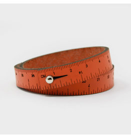 Wrist Ruler - ORANGE - 17 inches