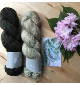 Qing Fibre Two-hank Perfect Pairing Forest Kit - Qing Fibers