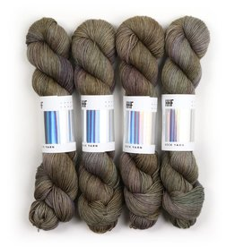 Hedgehog Fibres *New!* Artichoke - Merino Aran - Hedgehog
