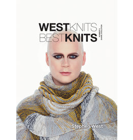 Westknits Book - Bestknits No. 3 Shawl Evolution - Stephen West