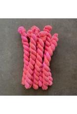 Neon Peach - Unicorn Tails - Madelinetosh