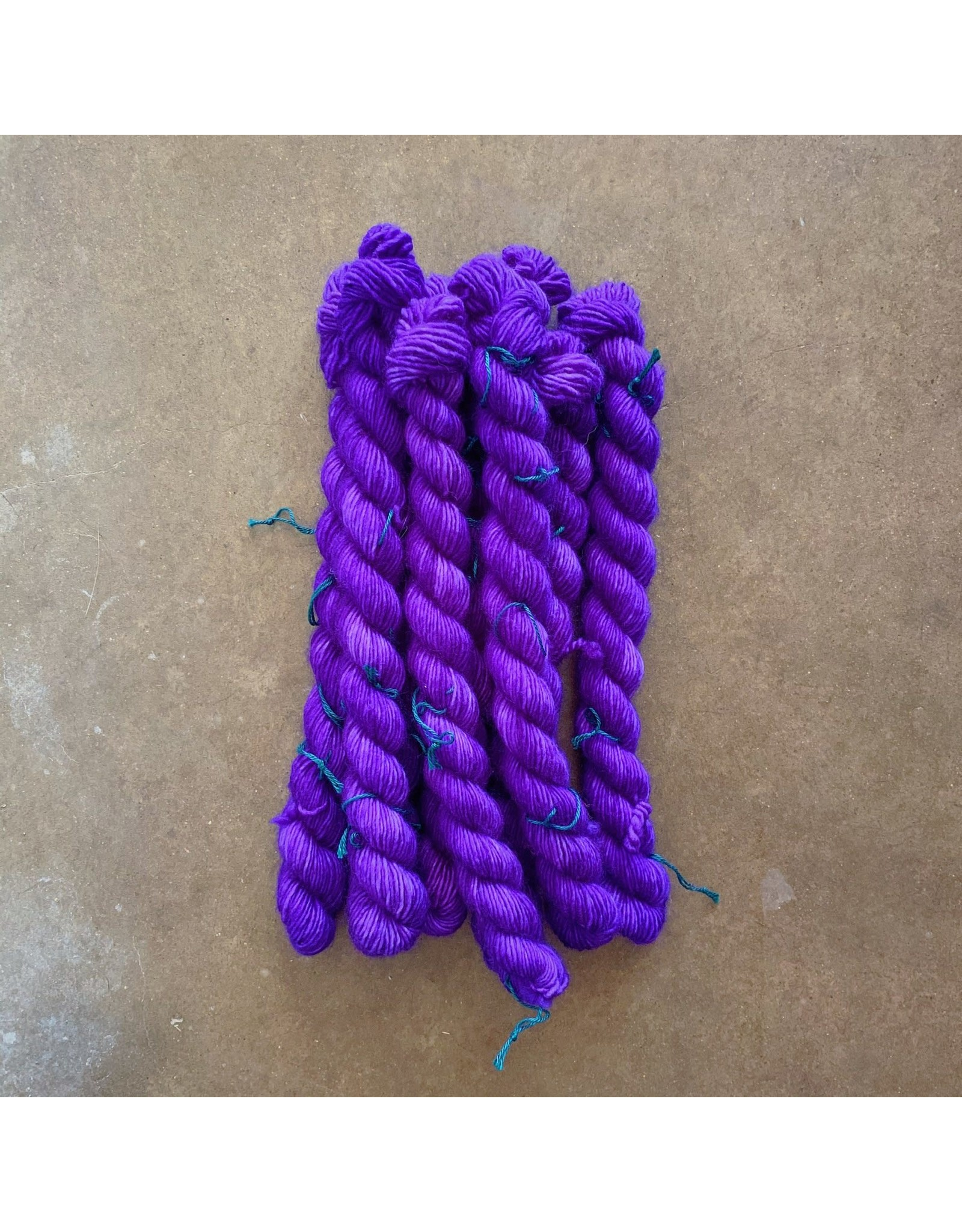 Ultramarine Violet - Unicorn Tails - Madelinetosh