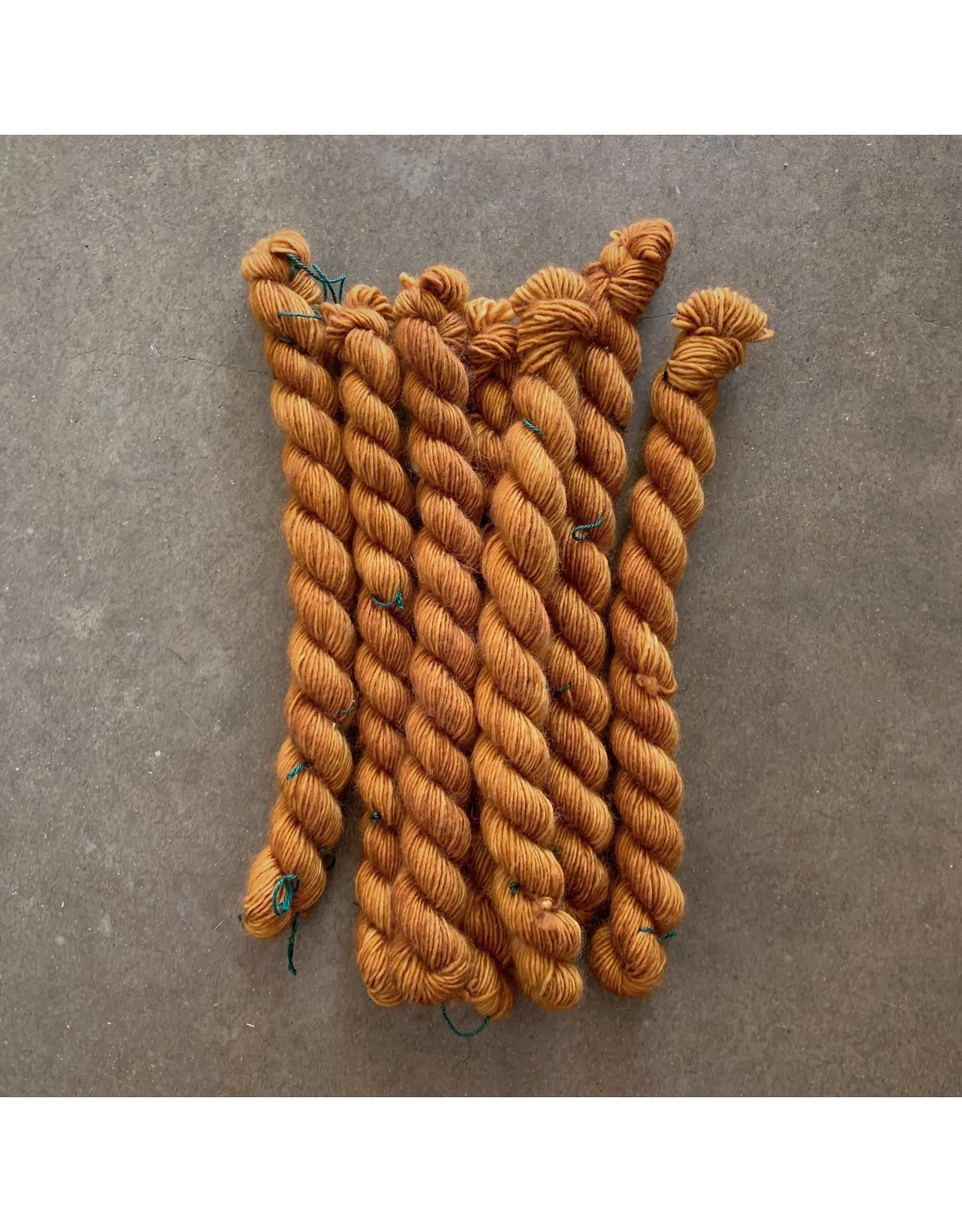 Glazed Pecan - Unicorn Tails - Madelinetosh