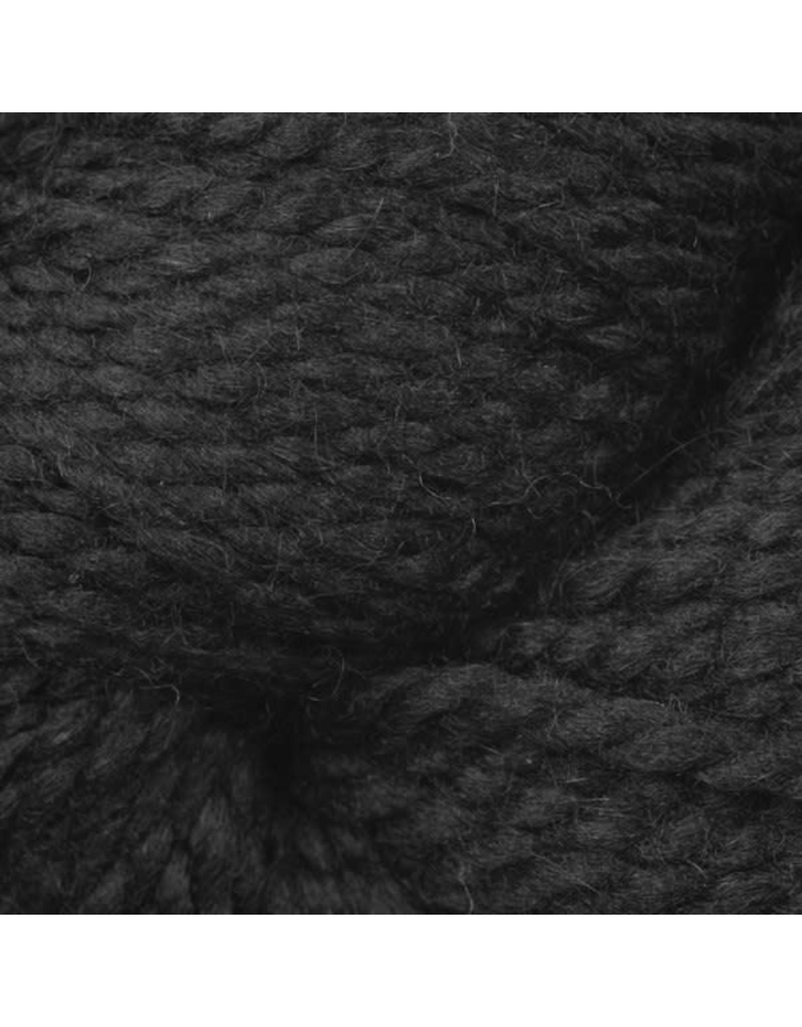 7245 Pitch Black - Ultra Alpaca Chunky - Berroco