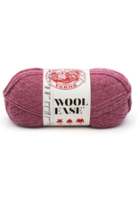 Dark Rose Heather - Wool Ease - Lion Brand