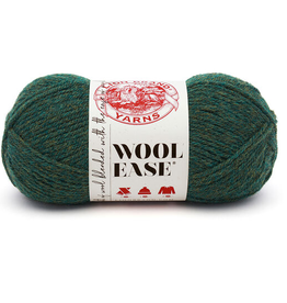 Forest Green Heather - Wool Ease - Lion Brand
