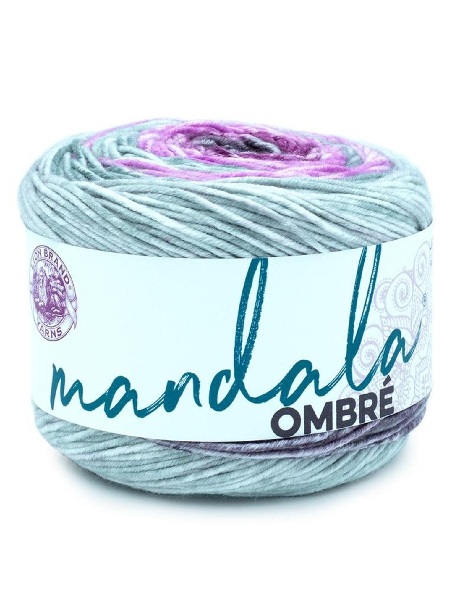 Joy - Mandala Ombre - Lion Brand
