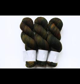 Qing Fibre Moss- Merino Single - Qing Fibre