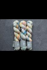 Qing Fibre Soft Grey - Merino Single - Qing Fibre