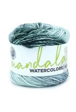 Quarry - Mandala Watercolor - Lion Brand