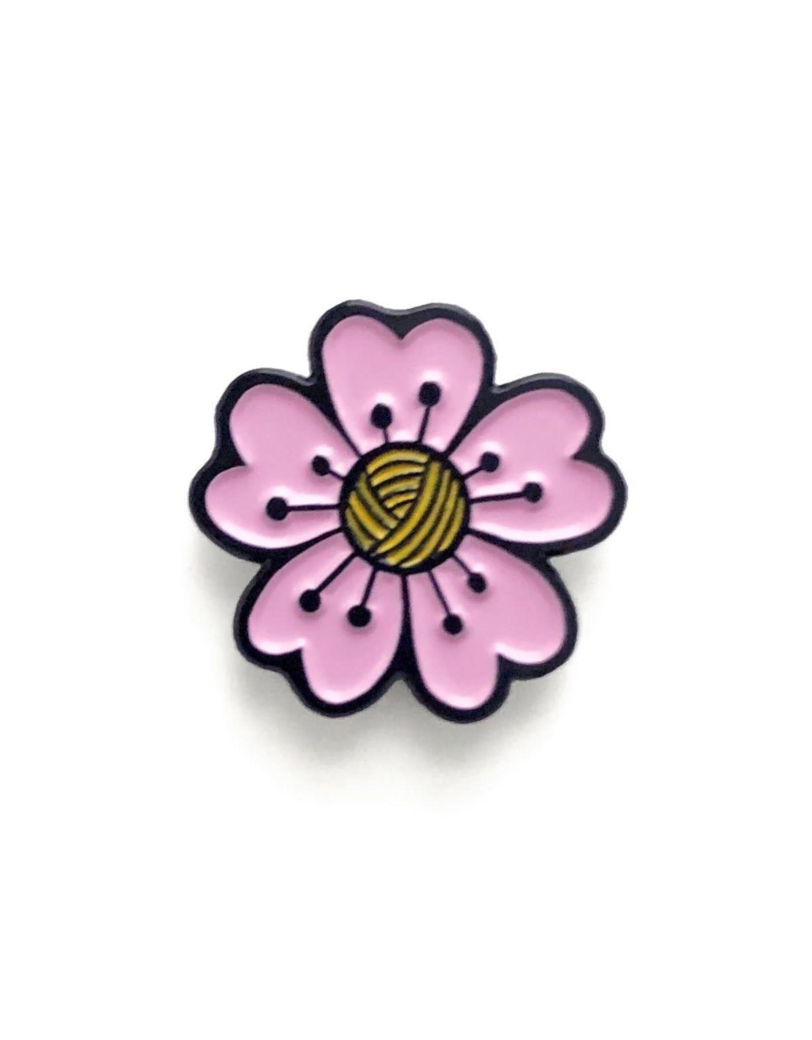 Shelli Can ShelliCan Cherry Blossom Pin