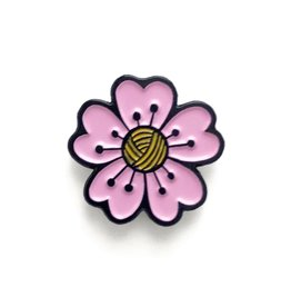 Shelli Can ShelliCan Cherry Blossom Pin