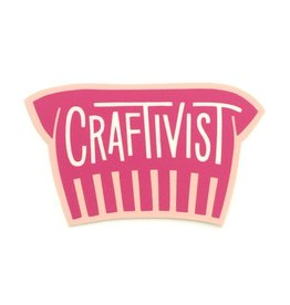 Shelli Can ShelliCan Craftivist Sticker