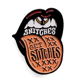 Shelli Can ShelliCan Snitches Get Stitches Needle Minder