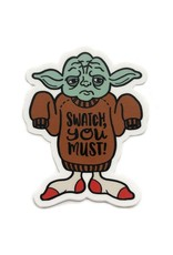 Shelli Can ShelliCan Star Wools Jedi Sticker