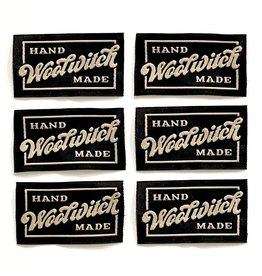 Shelli Can ShelliCan Wool Witch Labels Black - 6 Pack