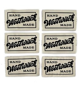 Shelli Can ShelliCan Wool Witch Labels Ivory - 6 Pack