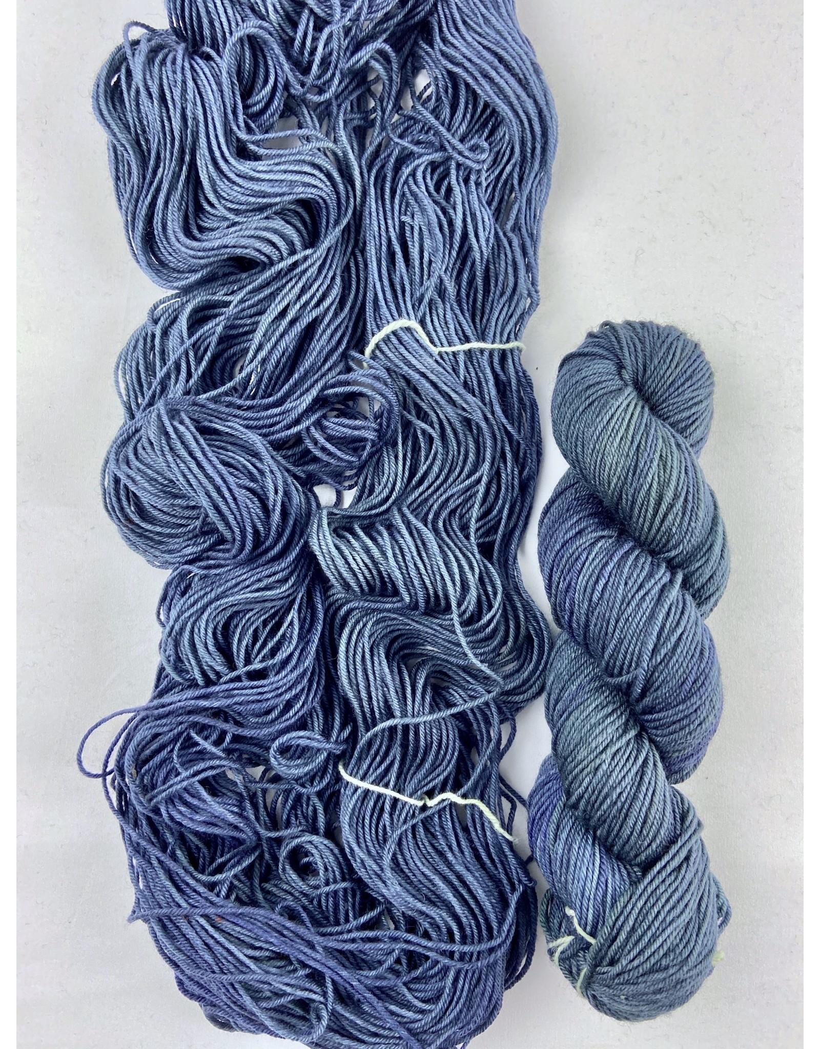 Luminous Brooklyn Blue Grey - Dazzling DK - Luminous Brooklyn