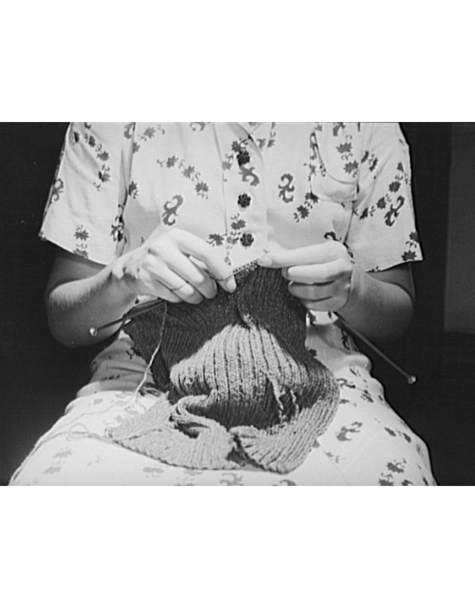 02/02 and 02/09 Beginning Knitting Workshop 6:00-8:00 PM