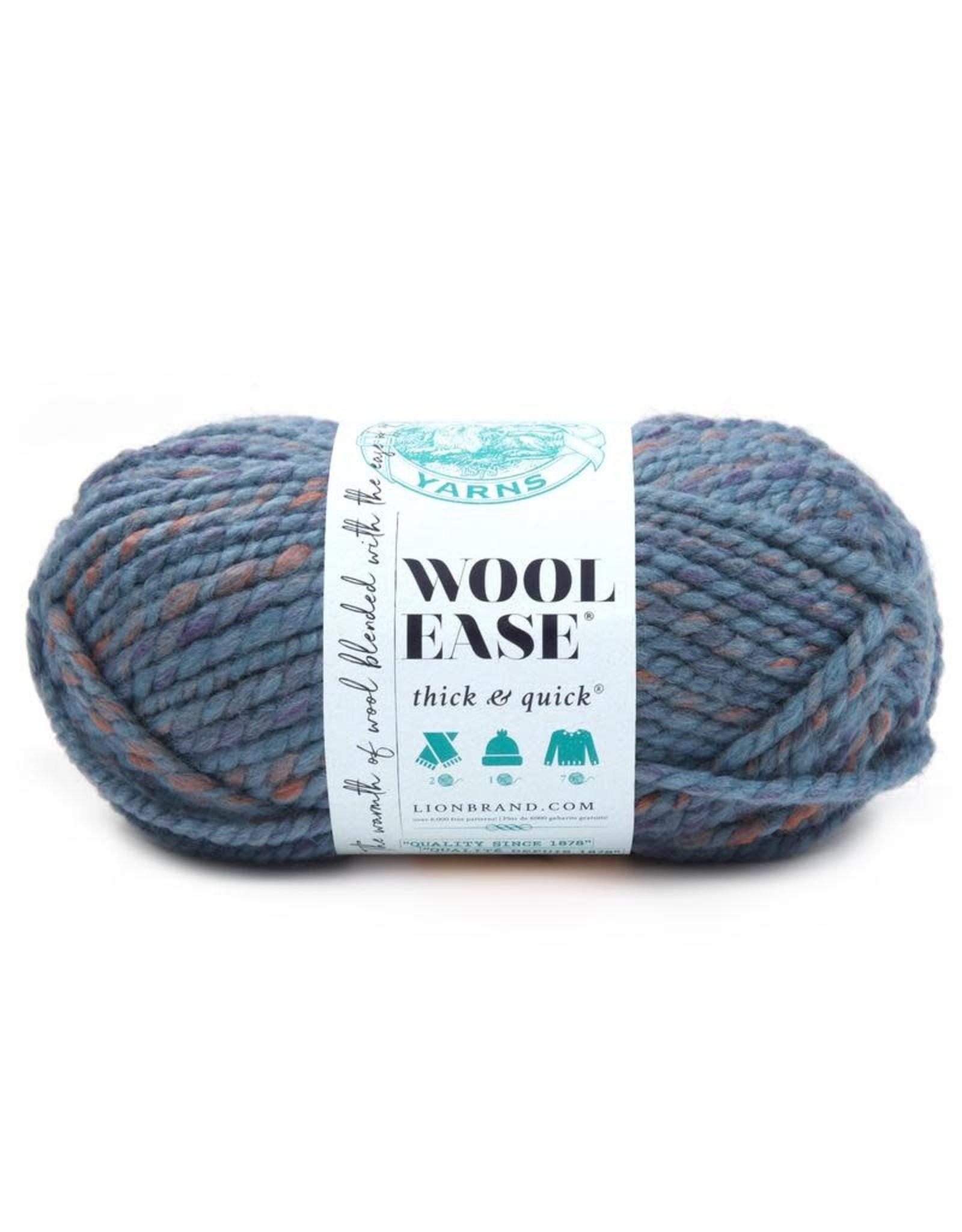 Allure - Wool Ease Thick and Quick - Lion Brand