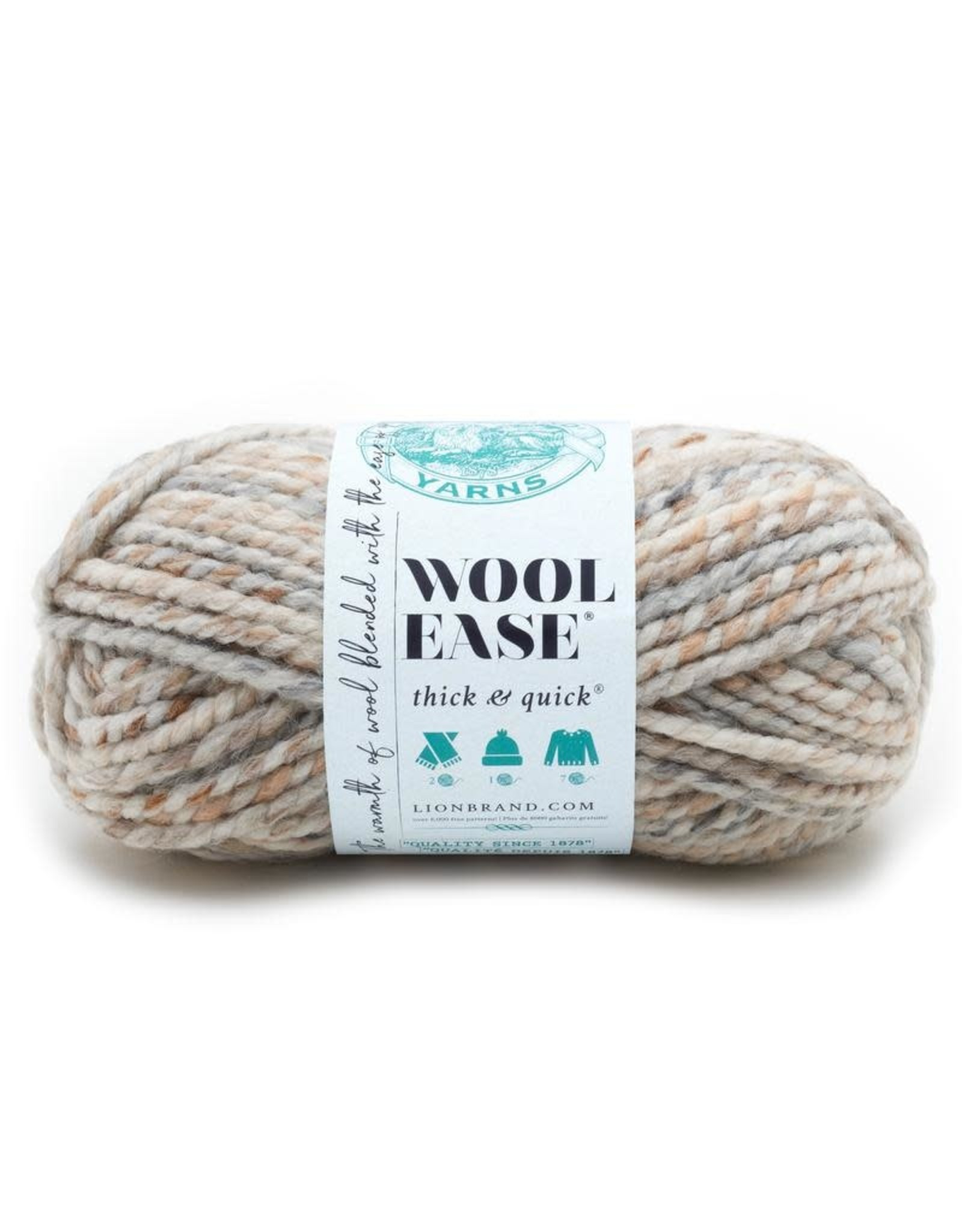 Fossil - Wool Ease Thick and Quick - Lion Brand