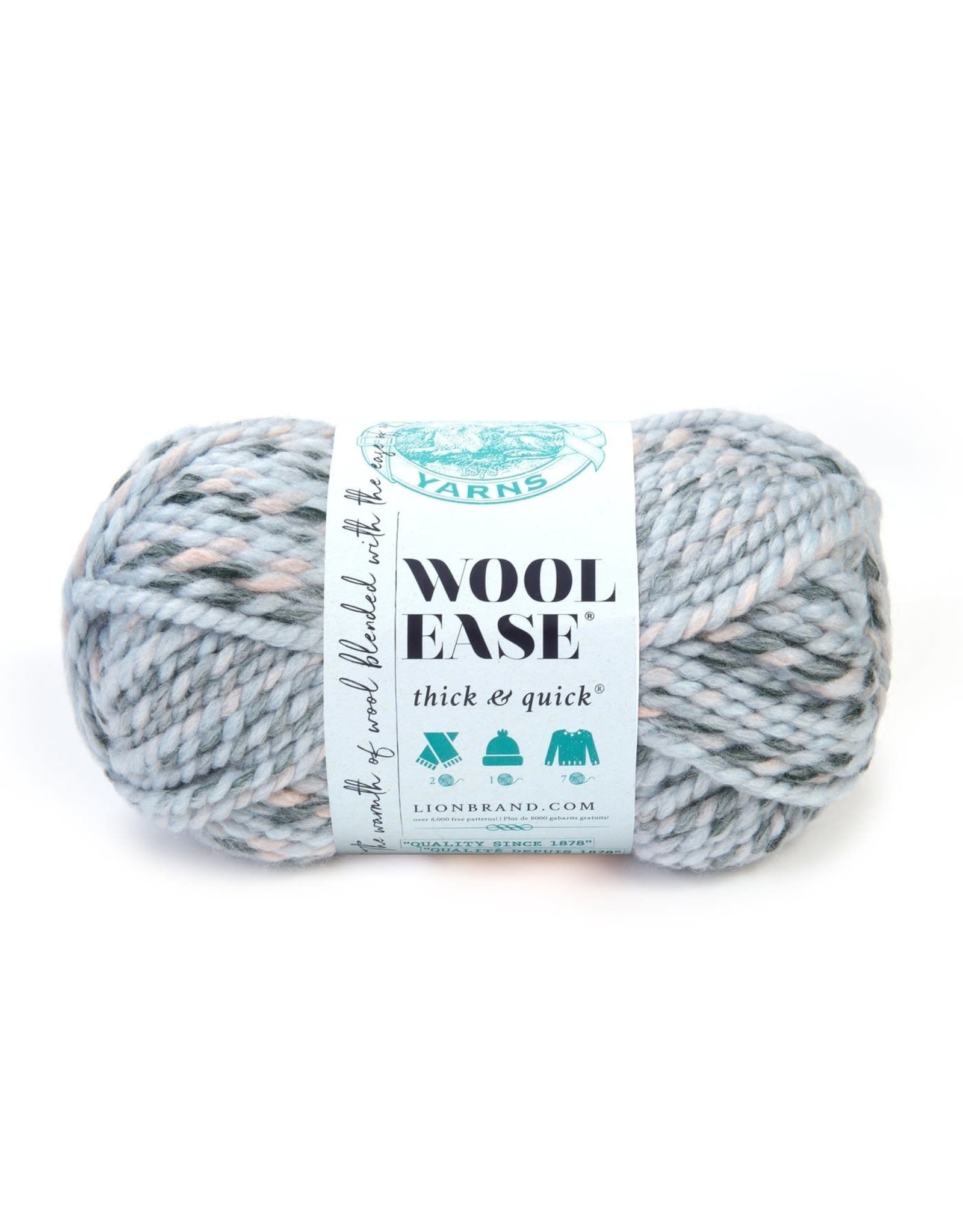 Arctic Ice - Wool Ease Thick and Quick - Lion Brand