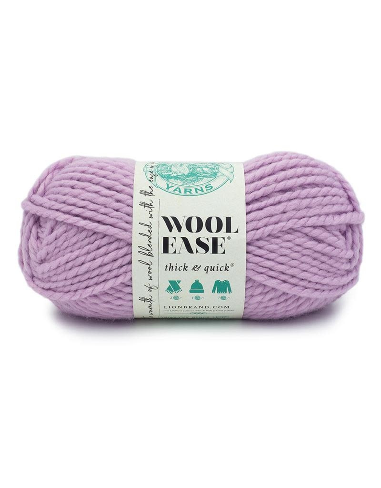 Fairy - Wool Ease Thick and Quick - Lion Brand