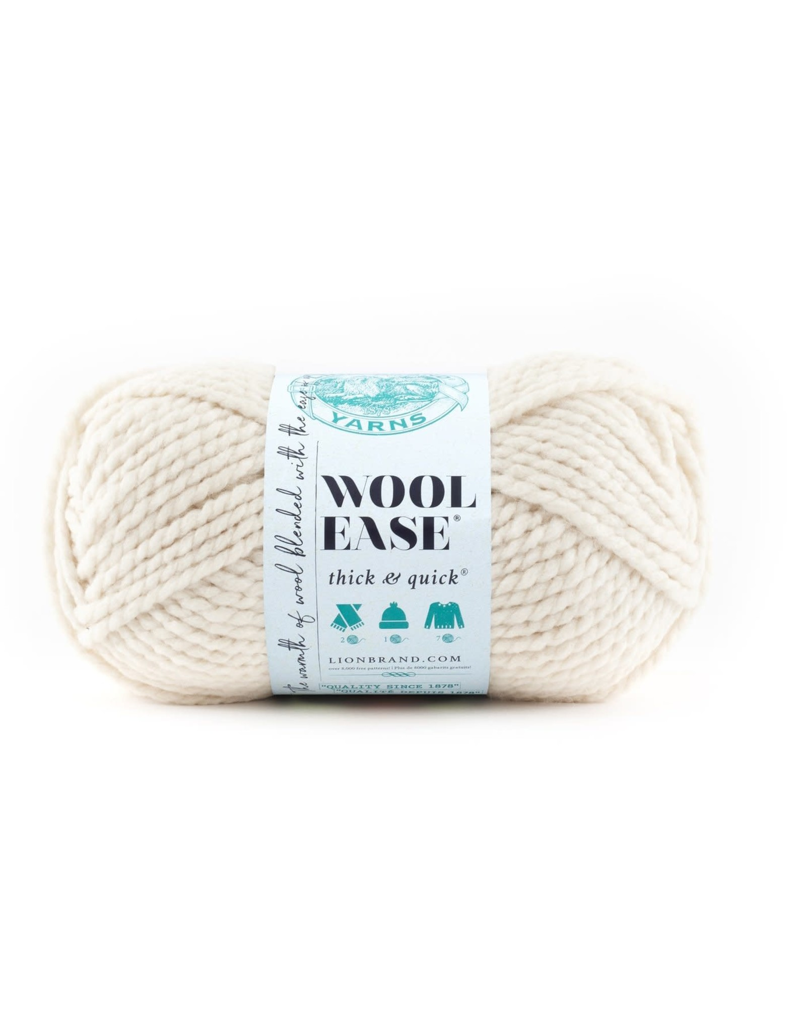 Fisherman - Wool Ease Thick and Quick - Lion Brand